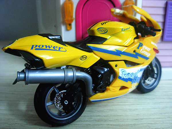 1/24 motorcycle