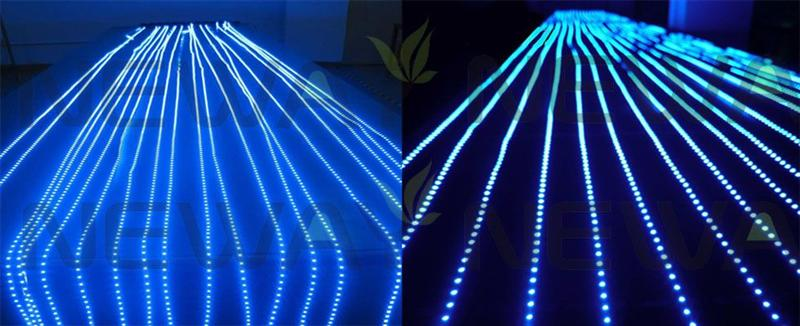 60 LEDs/M Waterproof LED Flexible Strip 3528 Quality Inspection