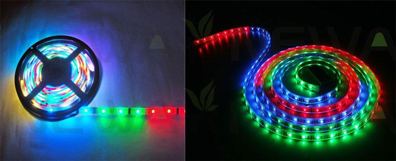 32 LEDs/M RGB LED Light Tape 5050 Pictures