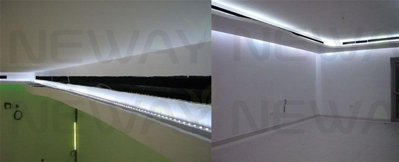 3528 60LED/M Flexible LED Light Strip Kit Is Used To Direct Replacement Of Traditional Flexible Strip and MINI Incandescent Decorative Light Bulbs, Also Is Applicable To Building Decorative Lighting, Edge Lighting Decoration, Corridor Lighting, Stair Lighting, Concealed Lighting, Backlighting Advertising, Signage Lighting, Furniture Decorative Lighting, Underwater Engineering Lighting and Other Indoor and Outdoor Decorative Lighting.