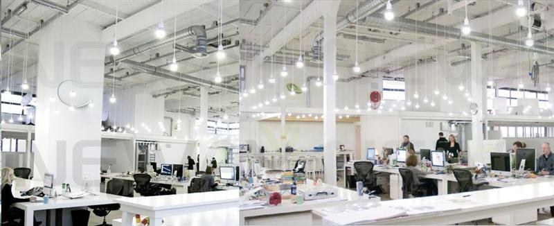 As one of the preferred indoor lighting direct alternative to replace.7W Samsung SMD 5630 LED Bulb has been sold in various large super market, 3C stores and other sales channels launched a physical channel sales, duo to its high efficiency, high stability, long life characteristics. Mainly used areas: indoor commercial lighting, home furnishing, focus on the lighting and decorative lighting, local aisle corridor, window Gallery. Applications are: hotels, villas, restaurants, coffee shops, supermarkets, banks, art galleries, hotels, schools, bookstores, museums, large exhibition hall interior illumination applications.