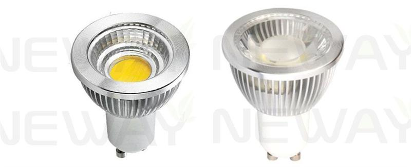 We are professional 6W Dimmable LED Spotlight COB Gu10, 6W Dimmable LED Spotlight, COB LED Spots Dimmable, Gu10 LED Spot lights manufacturer and supplier in China. We can produce according to your requirements. More details of 6W Dimmable LED Spotlight COB Gu10, please check below descriptions.