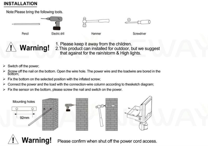 motion sensor flood light wiring diagram wiring diagram and how to wire a motion activated floodlight an insteon in