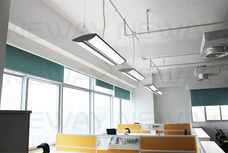 36w suspended linear led tube 1190mm up down lighting led