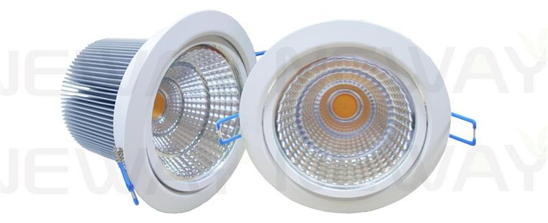 20W COB LED Recessed Bathroom Ceiling Lights Technical Data 1. Power: 20W  2. Lumens: 1250 1450Lm 3. Beam Angle: 20°30° 38° 60° 4. Lamp Sizes:  Φ106*118mm, ...