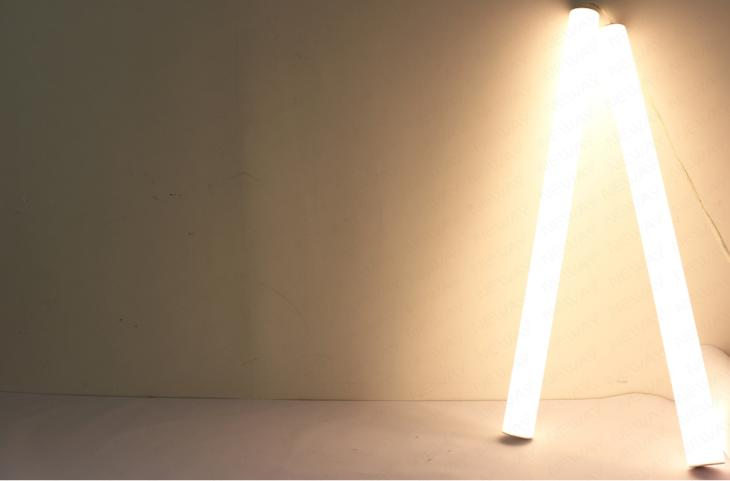 36w 1000mm 360 Degree Linear Suspension Led Tube Pendant