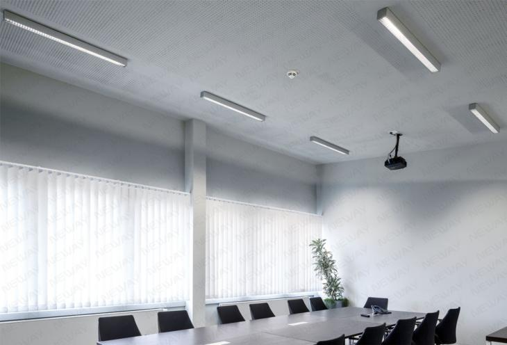 24w36w48w60w Ugr Ceiling Surface Mounted Led Linear Light Fixtures Surface Mounted Ceiling Led
