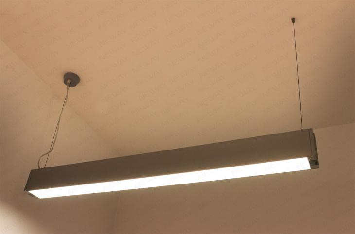 860 2260MM Indirect Direct Suspended Linear Fluorescent