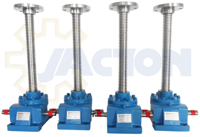Jack Acme Rod : Acme rod jack threaded screw
