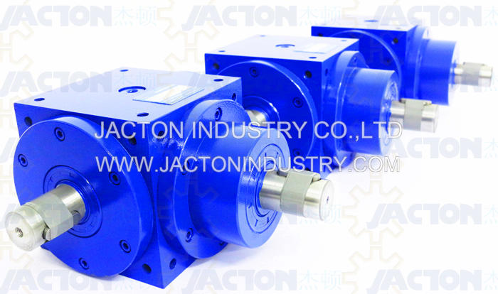 JTP110 High Speed Right Angle Drive Gearbox - high speed