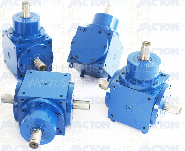 1 1 right angle spiral bevel gearbox,1 1 ratio reverse