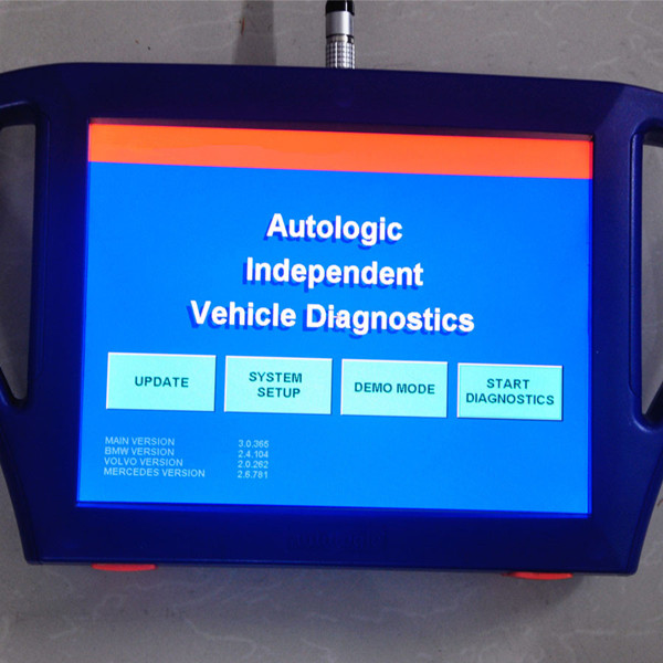 Autologic Vehicle Diagnostics Tool for BMW 3