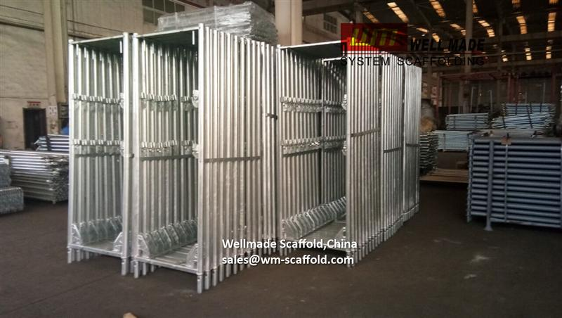 layher scaffolding frames euro scaffolding system hdg for construction industrial from wellmade scaffold China at wm-scaffold.com